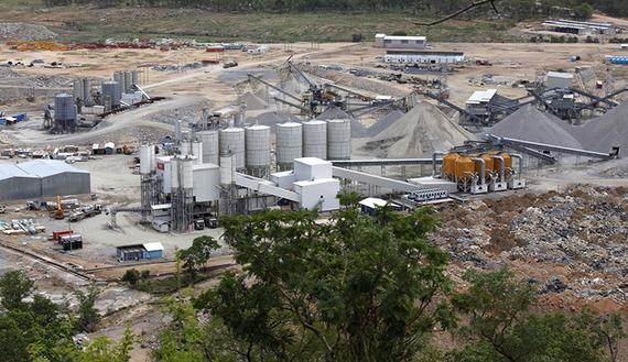 Ethiopia's Great Renaissance Dam is constructed in Guba Woreda