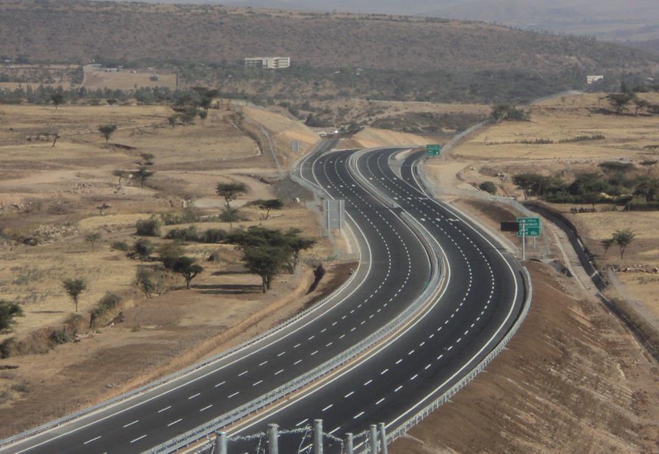 Addis Ababa Adama expressway