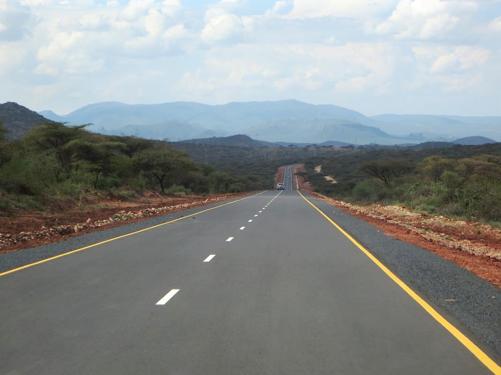 ethio kenya high way road