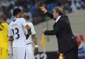 Ghana's Serbian coach Goran Stevanovic s