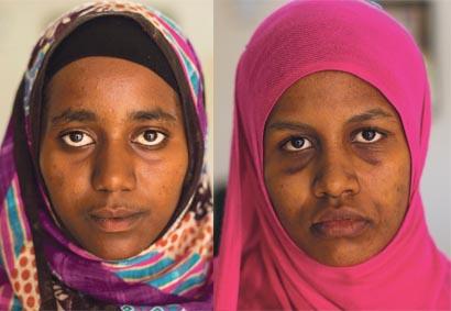 7 Days in Dubai News Paper - Ethiopian Maids reveal abuse - Web