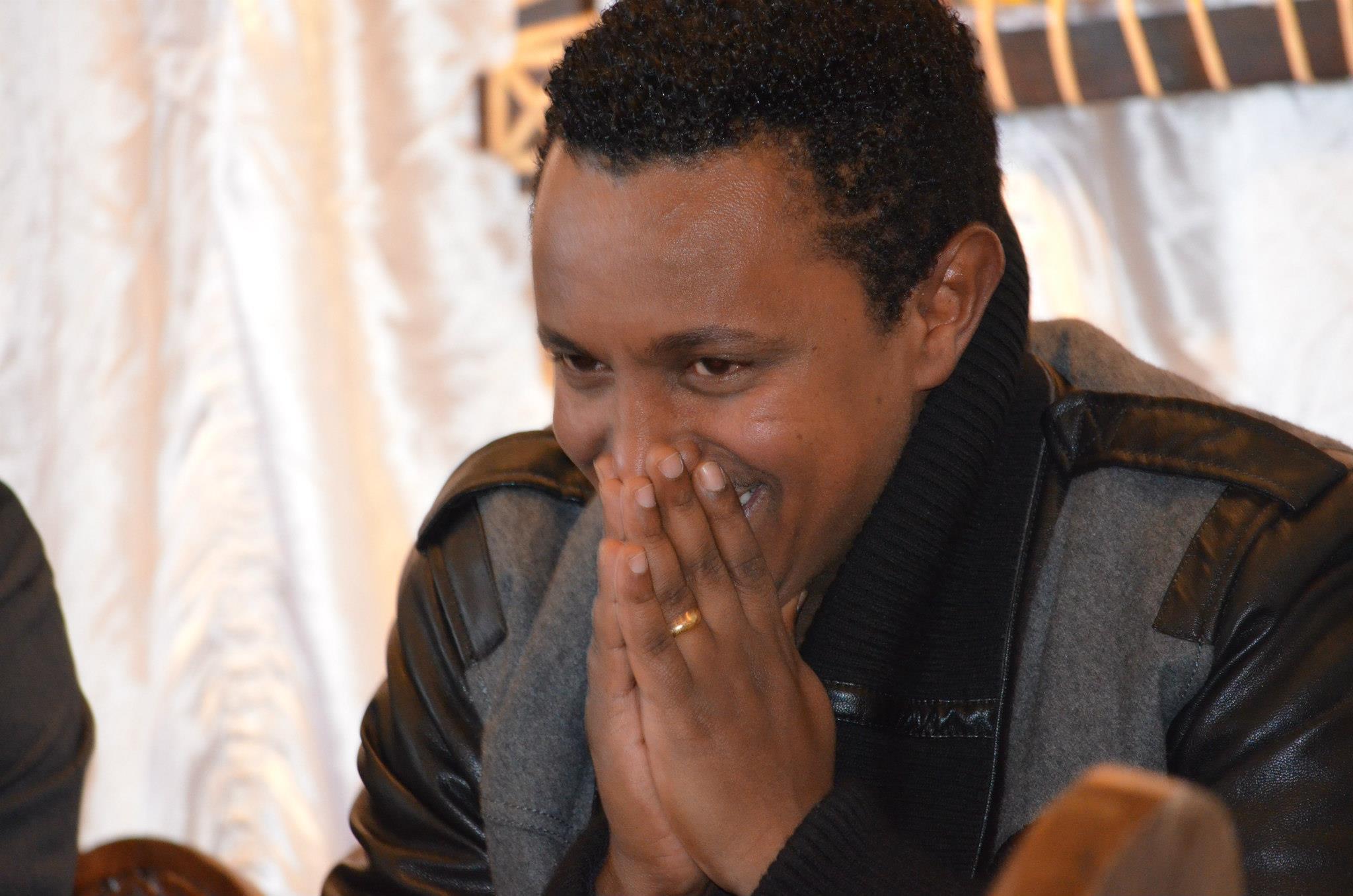 Teddy Afro - 10142014