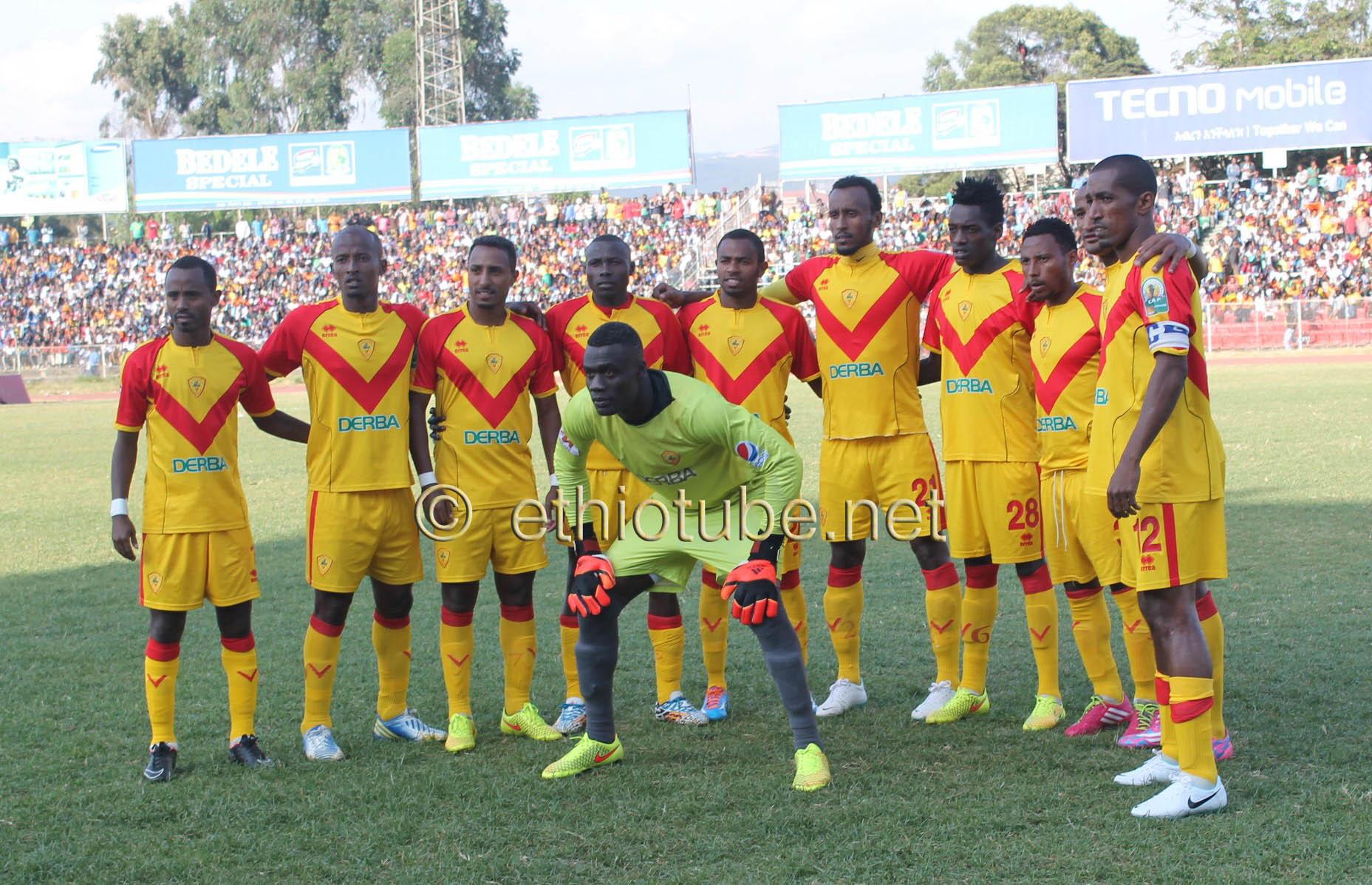 St. George best 11 against Ethio Coffee