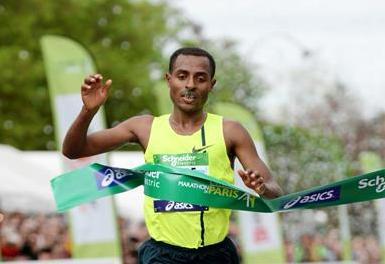Paris-Marathon-Kenenisa