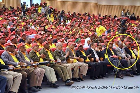 Election Board Chair at TPLF 40th