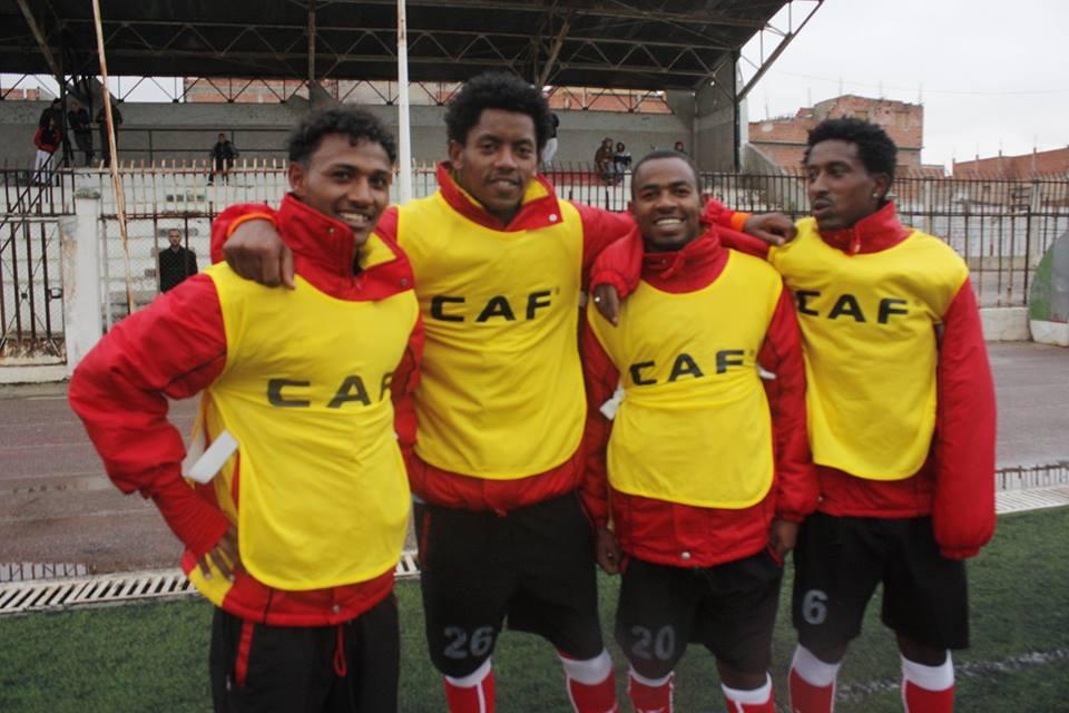 St George & Dedebit - African Champion Cup - 1
