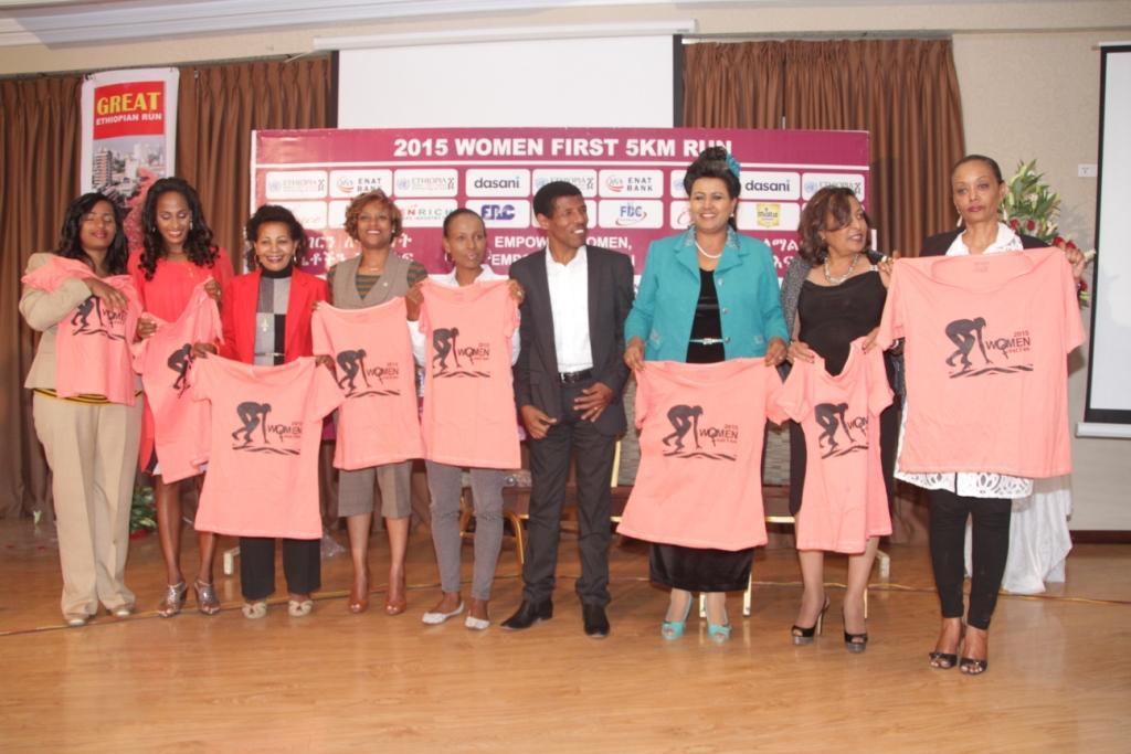 Women First 2015