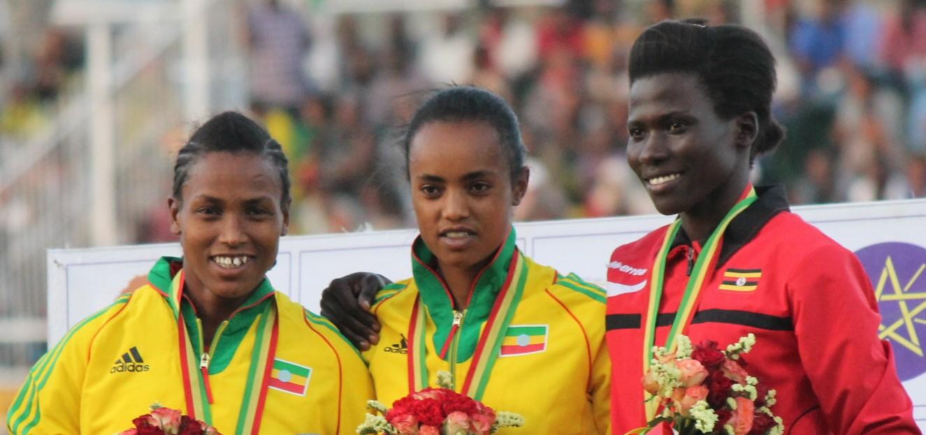 800m women winners