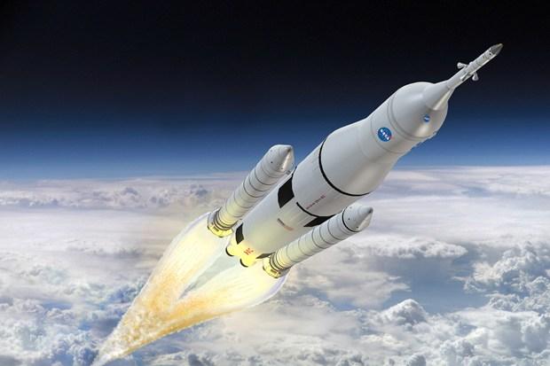 satellite rocket
