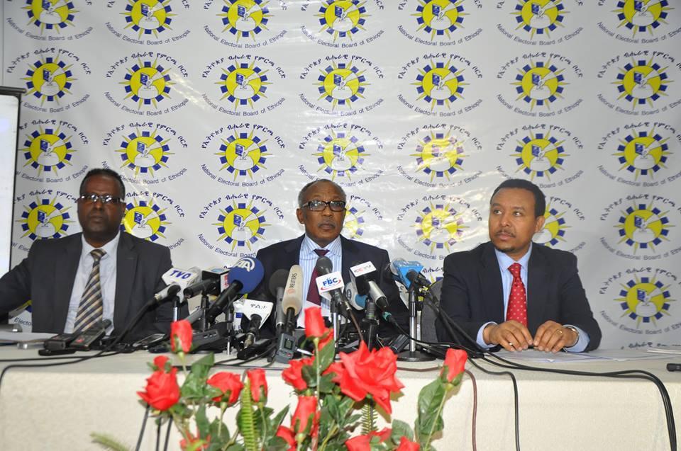 Election Board Announces Prelimnary Results