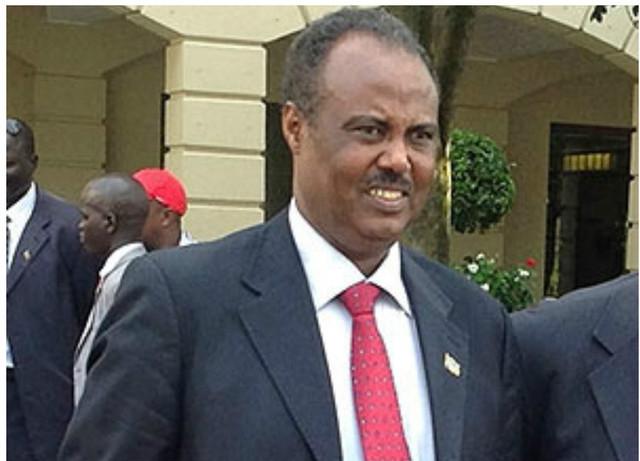 Ethiopian Football Federation President