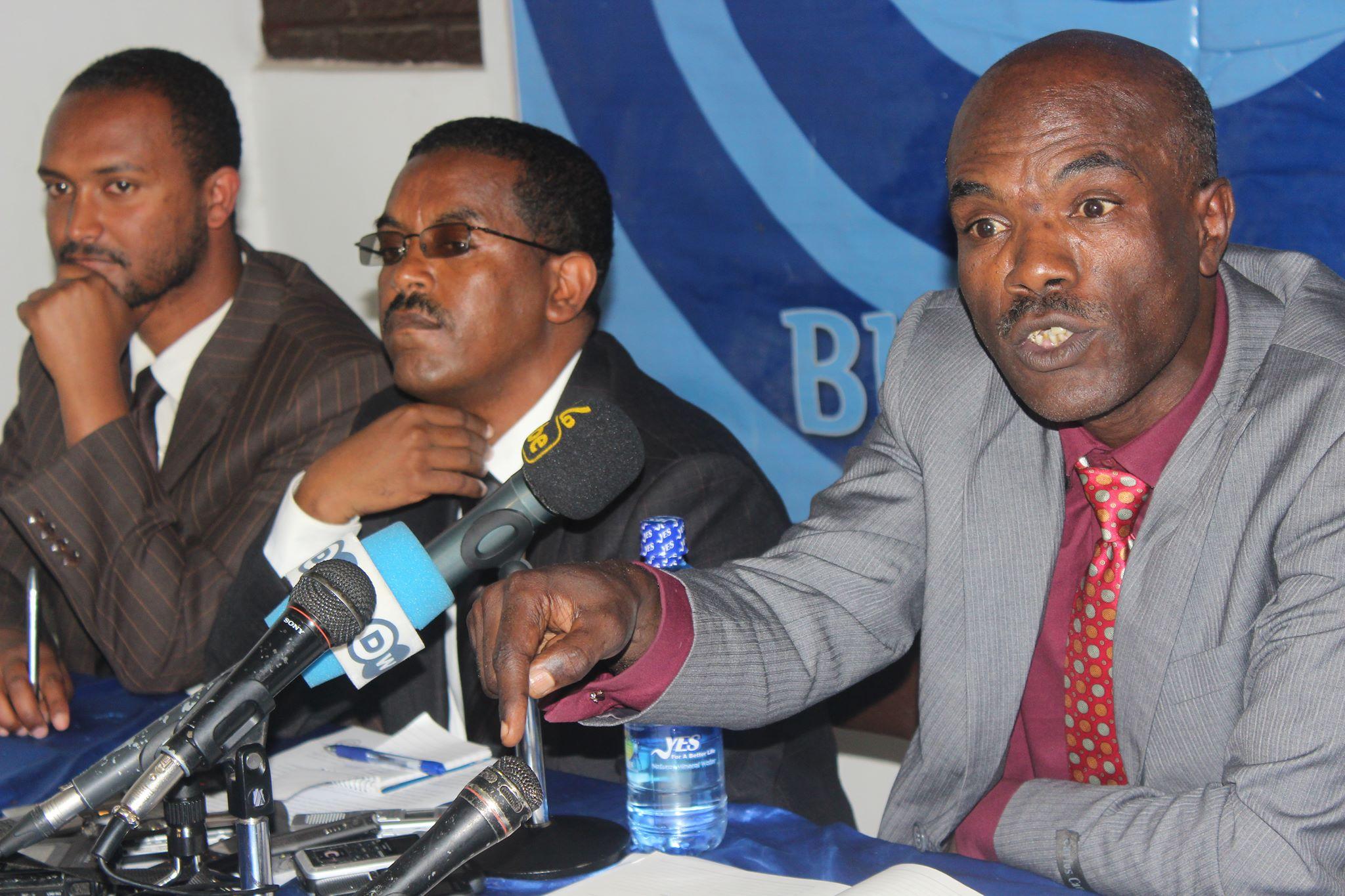 Semayawi Party Denounces Election Result