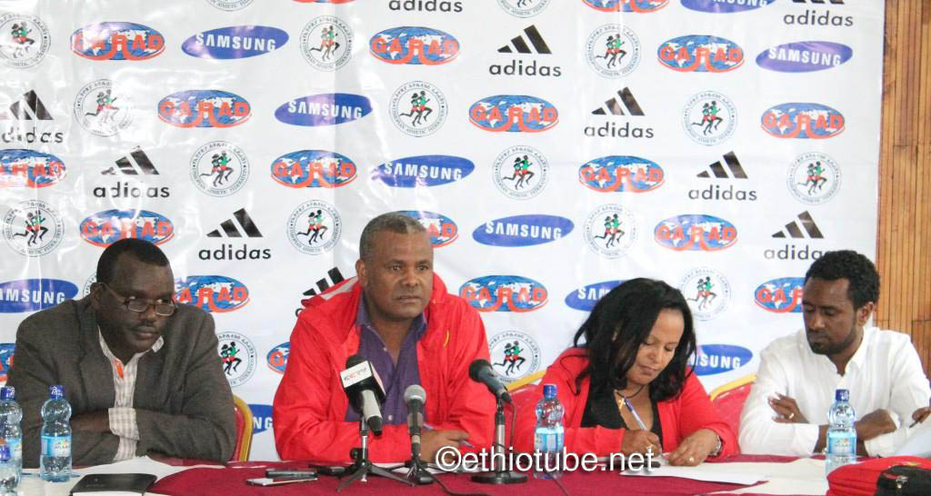 EAF 44th national Champs press conference copy