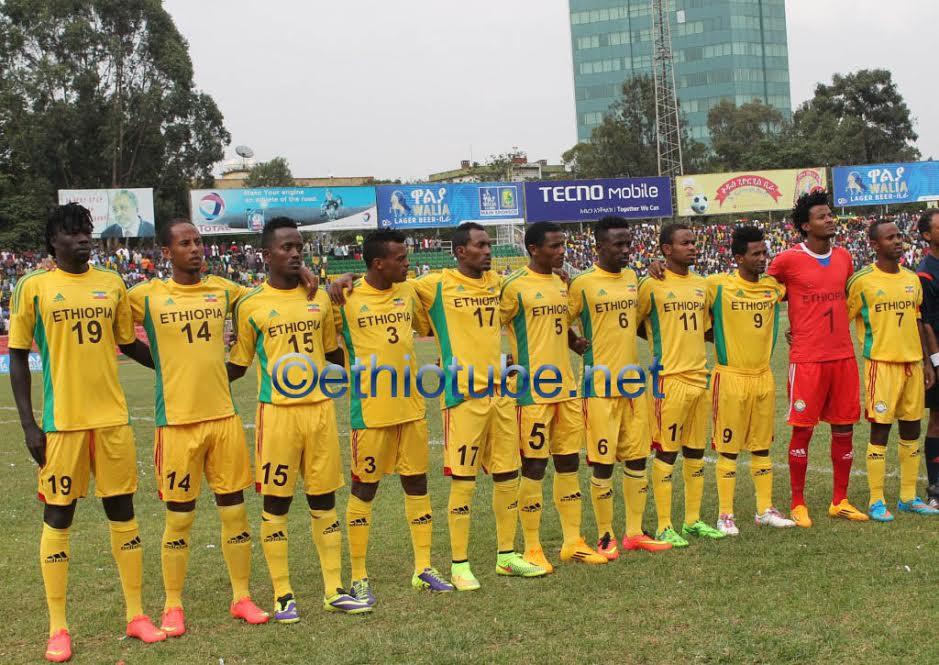 Ethiopia vs Zambia - 06072015-2