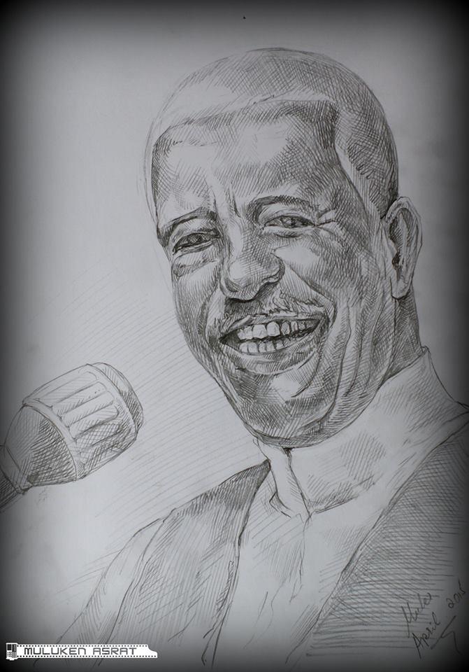 Mahmud Ahmed Honored in Addis Absba - 1