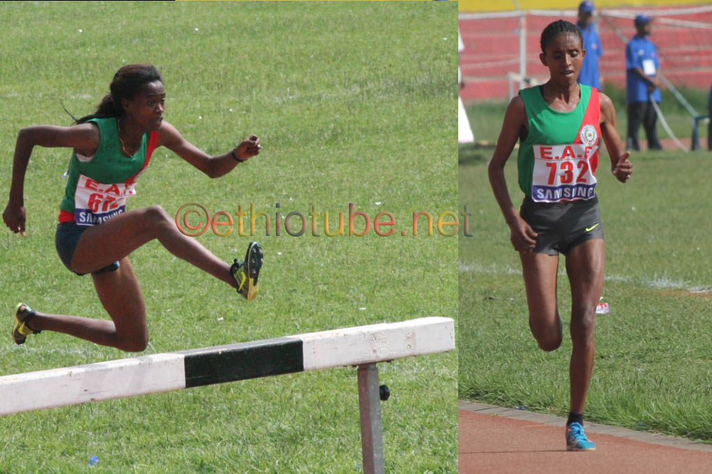 Yebrgual wining the national champs 10000m copy