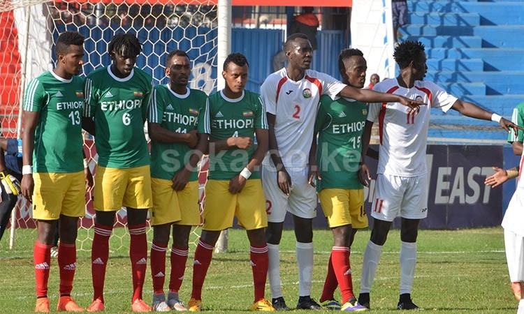 Ethiopia vs Kenya 3