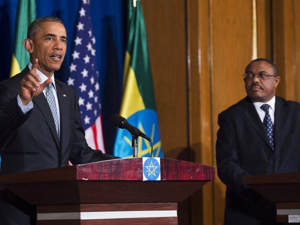 Obama in Ethiopia - 07272015-20