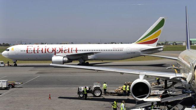 An Ethiopian arrives in Sweeden Hidden in Cargo