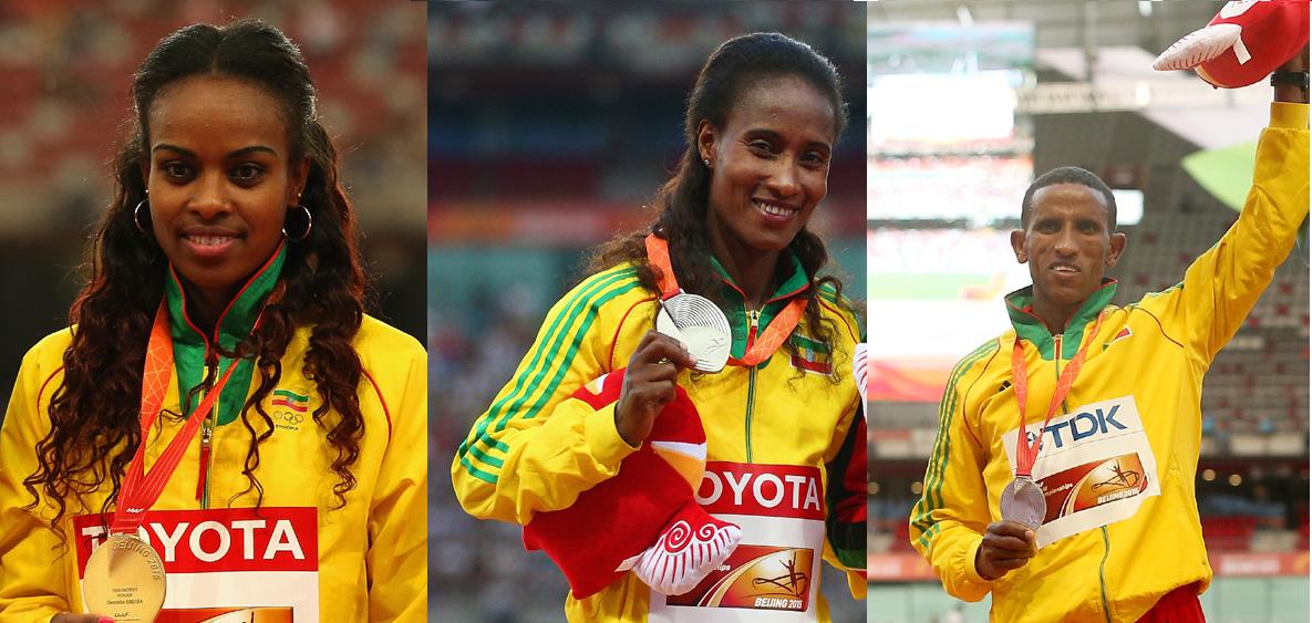 The so far medalist