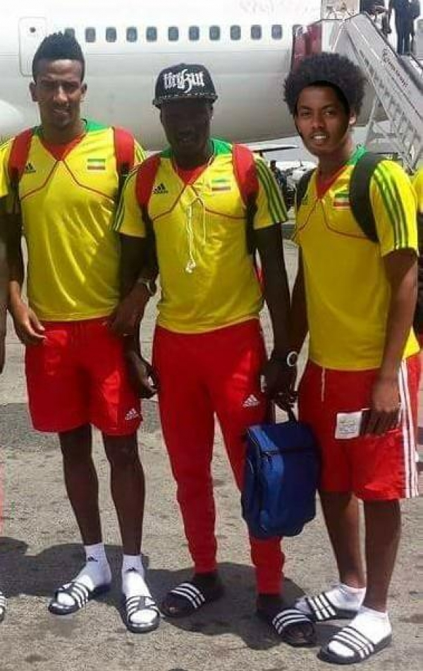 Three Players Removed from Ethiopian National Team