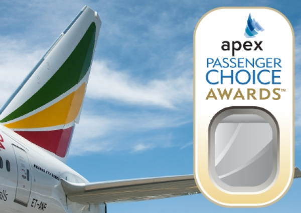 Ethiopian Airlines Wins African Travellers Choice Award