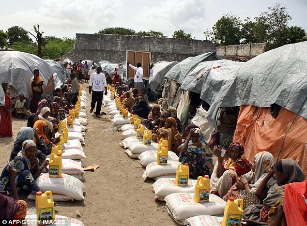 Food Aid Ethiopia 2015