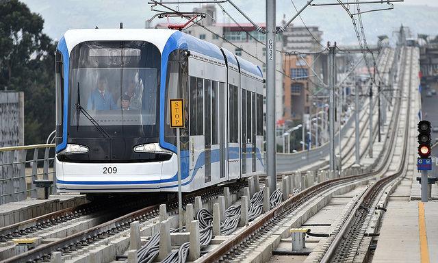 Addis Ababa Light Train