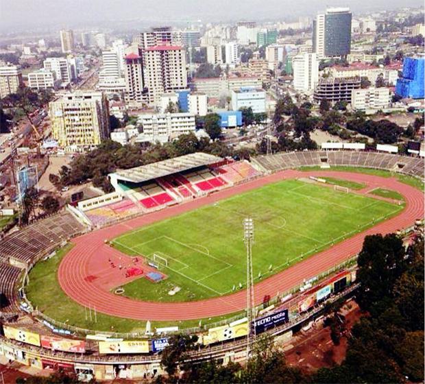 Addis-Ababa-Stadium