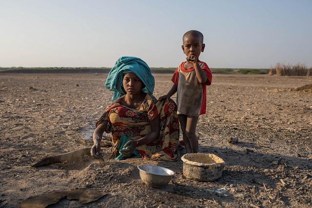 Al Jazeera - Ethiopia drought as bad as Syria war