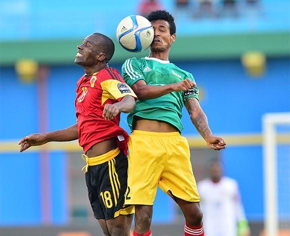 Waliya vs Angola - 2