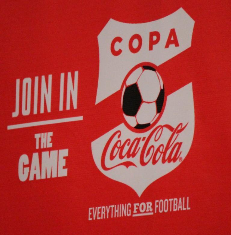 Copa Coca-Cola Logo