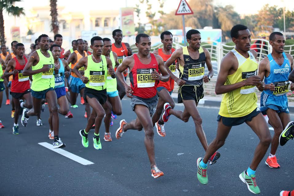 Dubai Marathon -