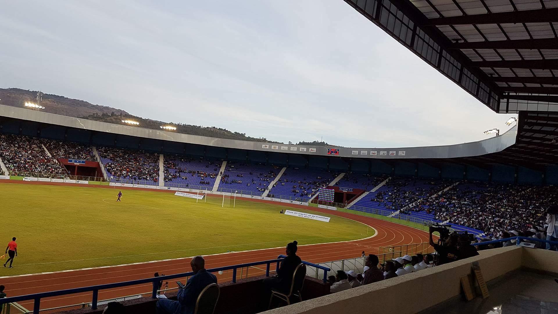 The New Woldiya Stadium