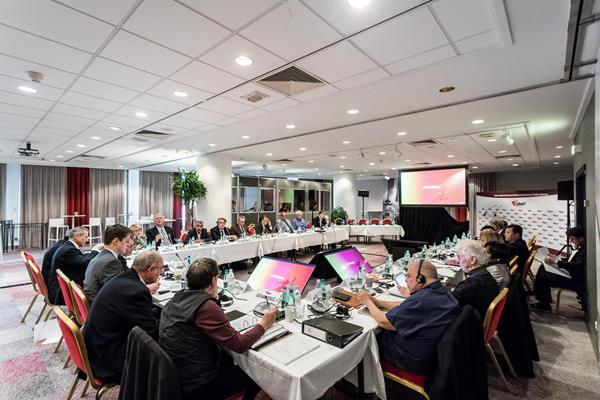 The 208th IAAF Council Meeting in Monaco (Philippe Fitte for IAAF) © Copyright