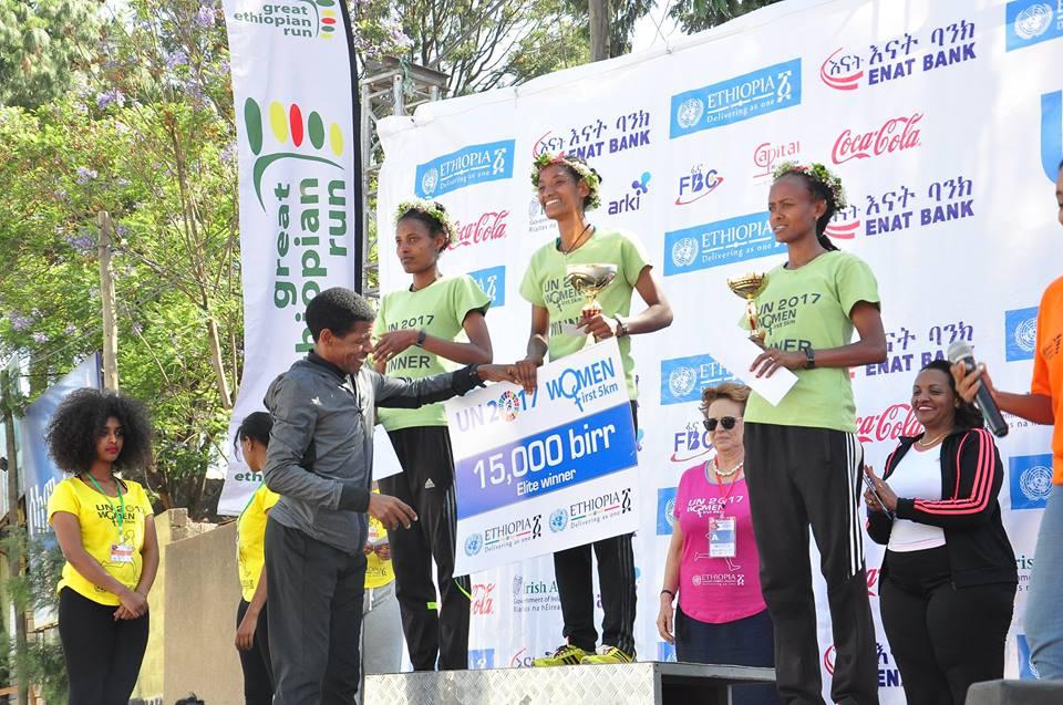 2017 winners GER Women 5k