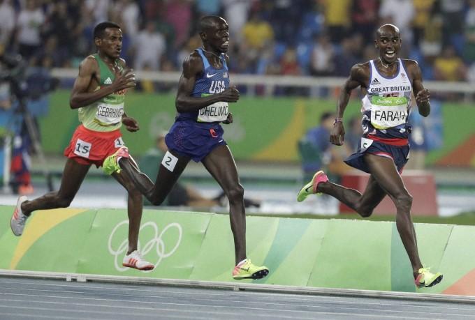 2017 Men 5000m Eugen