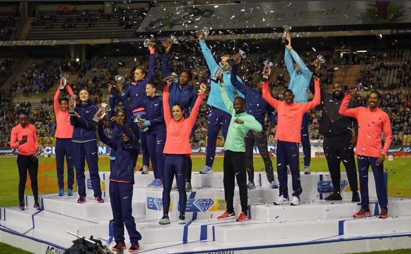 2017 Brussels DL final winners
