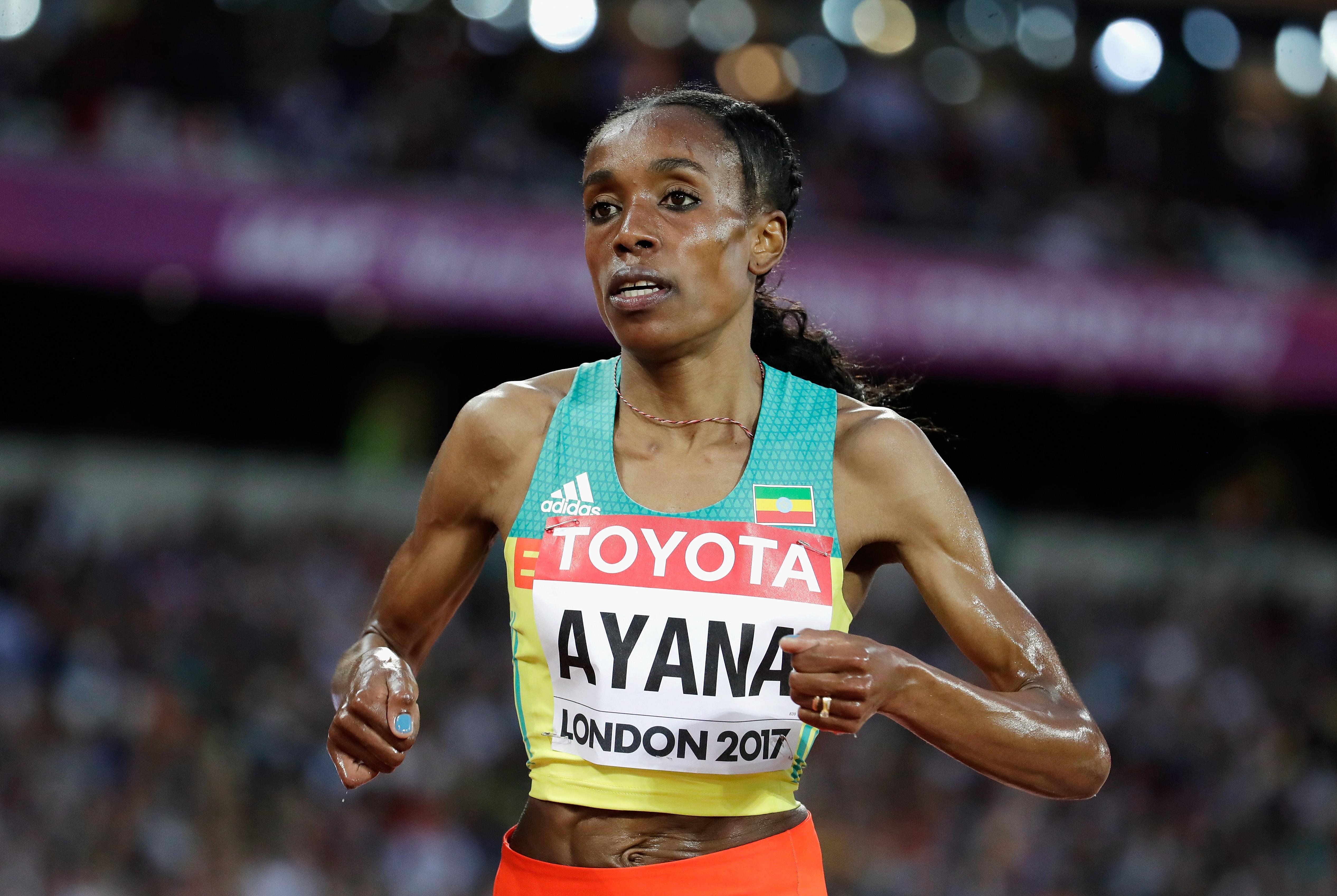16th IAAF World Athletics Championships London 2017 - Day Two