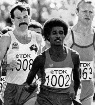 Kebede Balcha Helsinki 1983