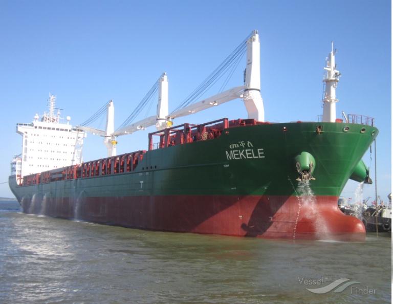 Mekele Ship 1