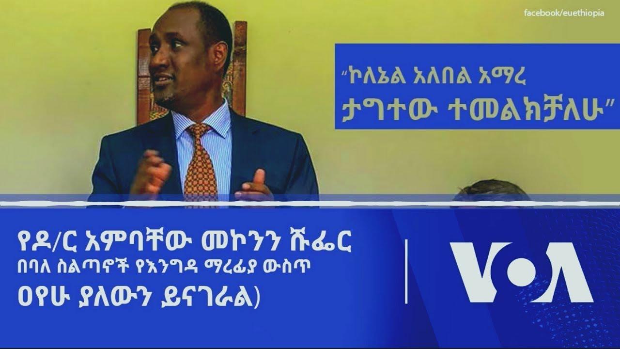 Ethiopia: የሟች ዶ/ር አምባቸው መኮንን ሹፌር ምስክርነት (VOA Amharic)